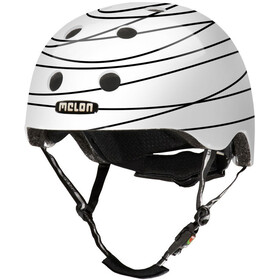 Melon Urban Active Story Bicycle Helmet scribble
